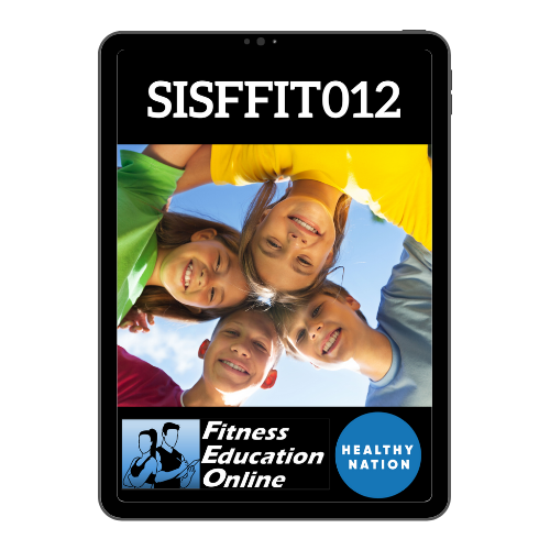 SISFFIT012 Instruct Movement Programs to Children Aged 5 to 12 (5CECs)