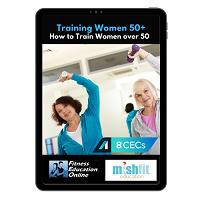 Training Women 50+ (8CECs)