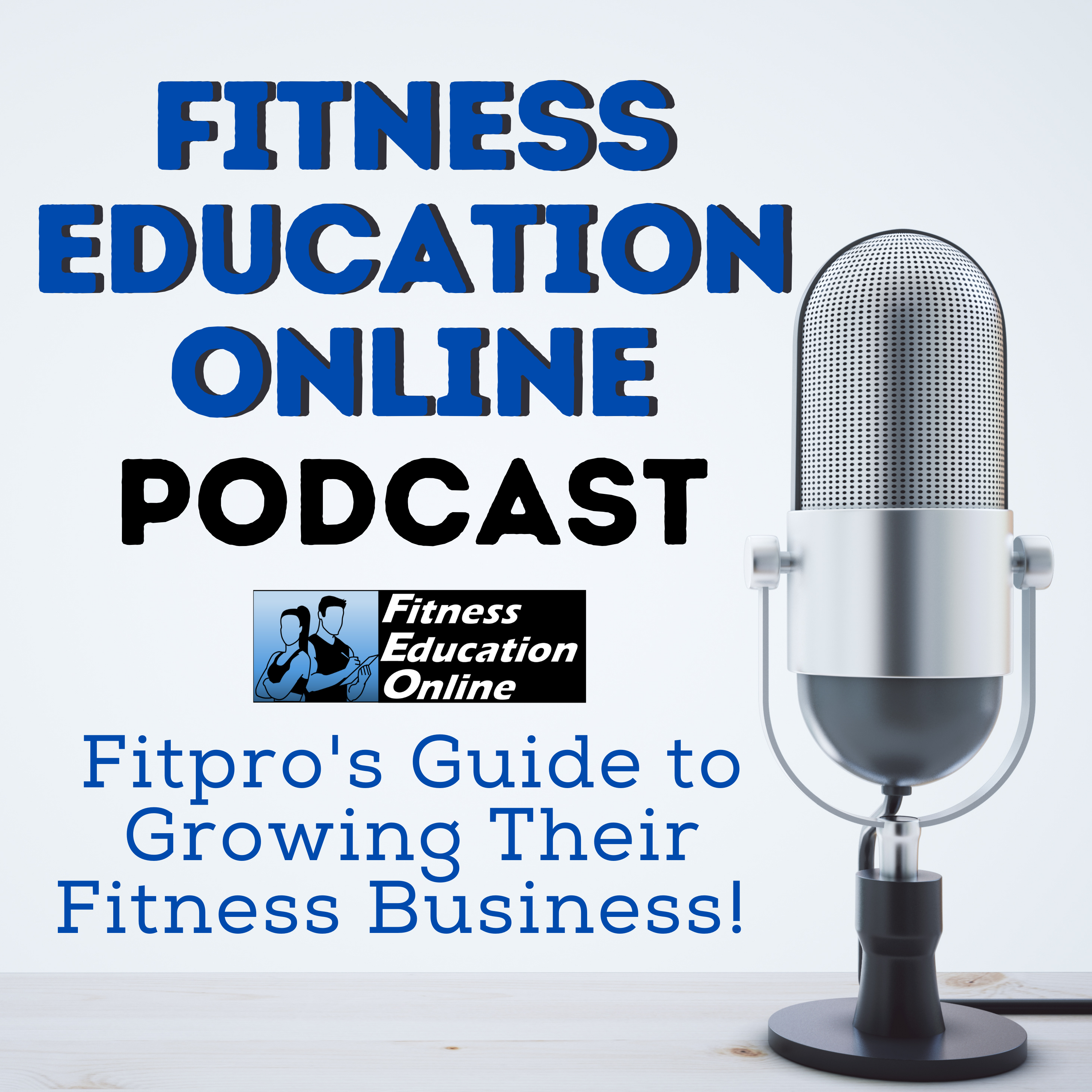 Fitness Education Online Podcast