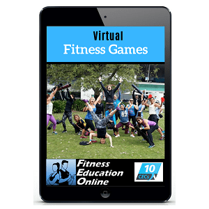 Fitness Games: How to Make Your Sessions More Fun and Engaging (10CECs)