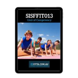 SISFFIT013 (5CECs)