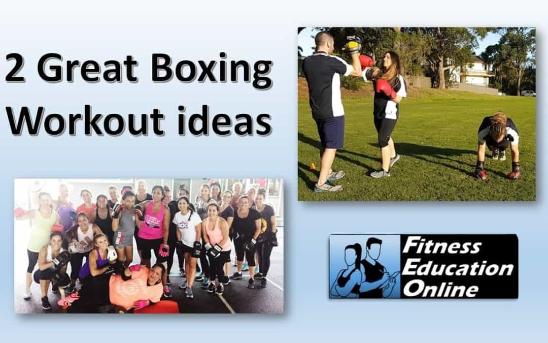 Boxing workout for Uneven Numbers