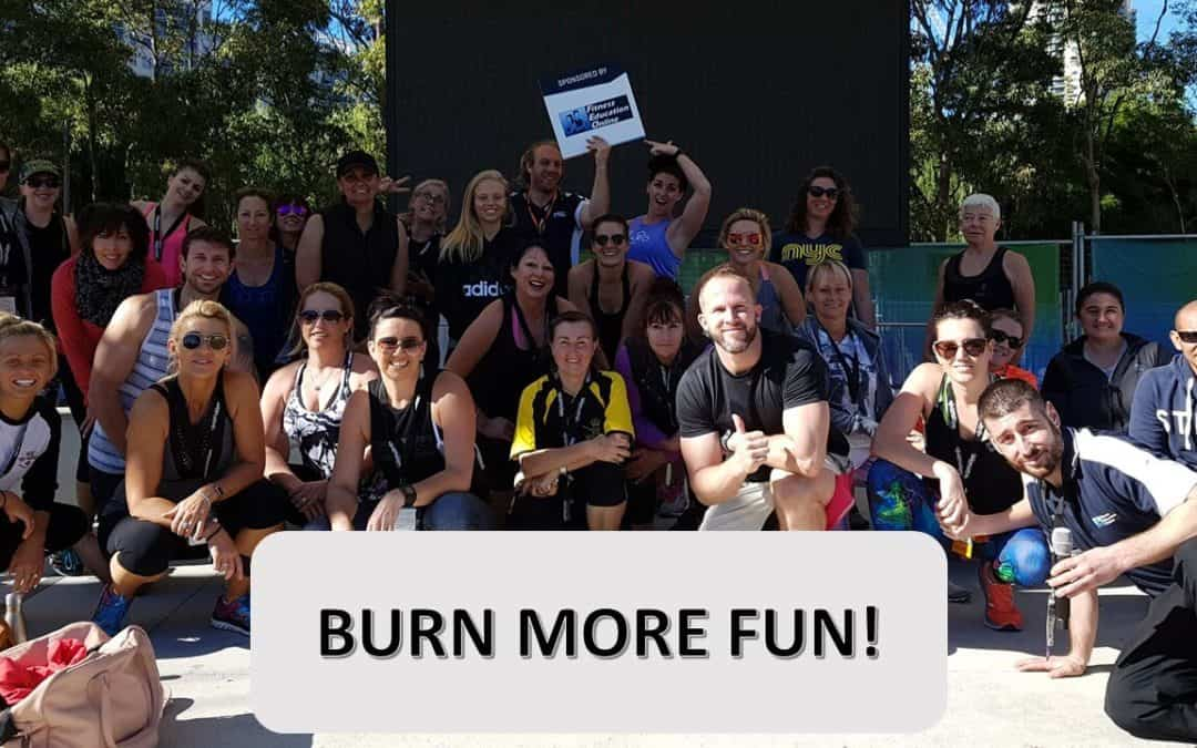 Burn More Fun!