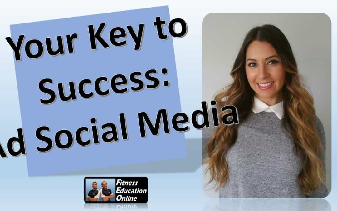 Your Key To Success: ad social media