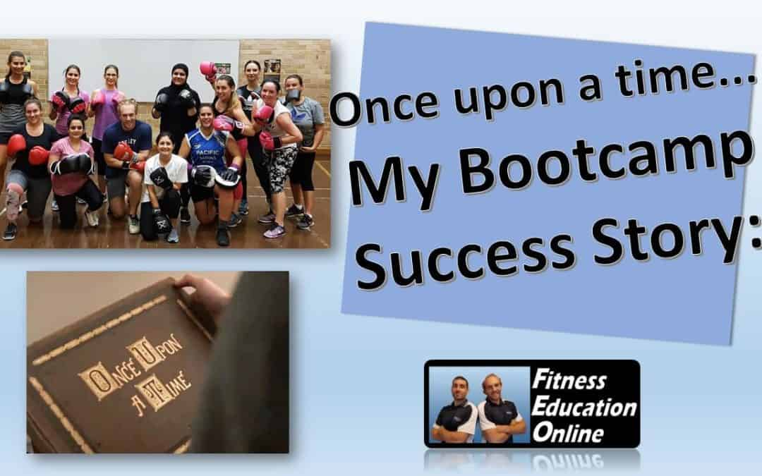 Once upon a time… My Bootcamp Success Story