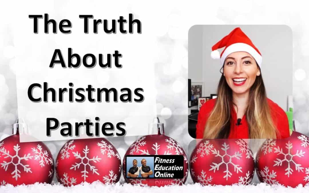 The Truth About Xmas Parties
