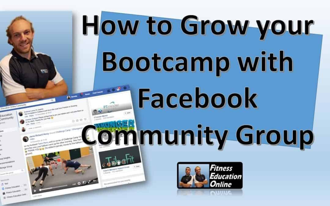 How to Grow your Bootcamp: Facebook Community Group