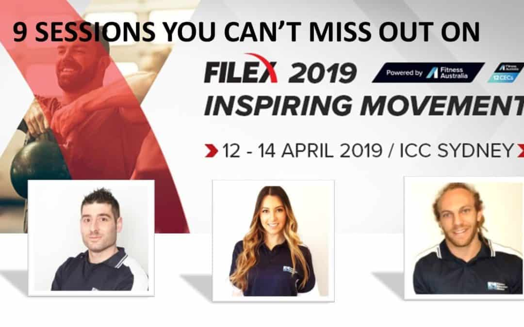 FILEX 2019: 9 Sessions You Can't Miss