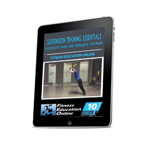 Suspension Essentials for Personal Trainers and Bootcamp (10CECs)