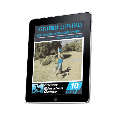Kettlebell Essentials for Personal Trainers Level 1 (10CECs)