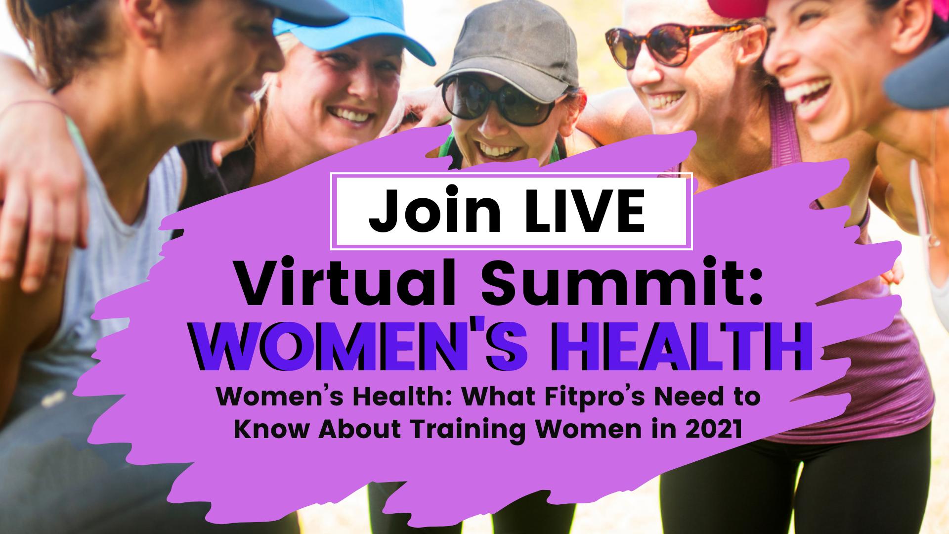 Virtual Summit: Women's Health