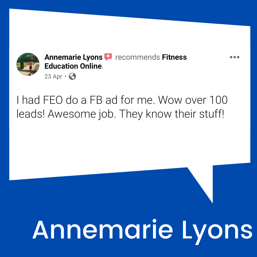 How to run Facebook Ads for Personal Trainers