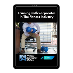 Working with Corporates in the Fitness Industry (10CECs)