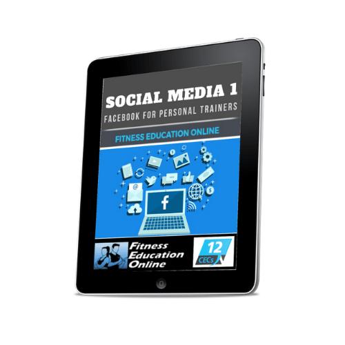 Social Media for PTs: Facebook Essentials (12CECs)