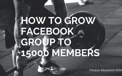 How to Grow Facebook Group To 15000 Members