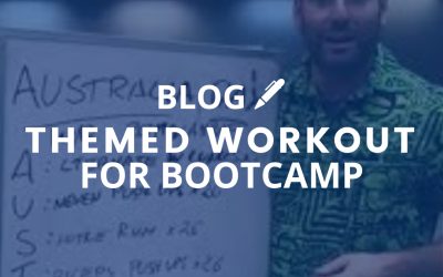 Themed Workout for Bootcamps