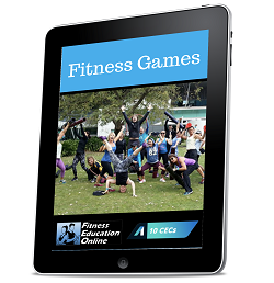 Fitness Games for Bootcamp AND Virtual Sessions (10CECs)