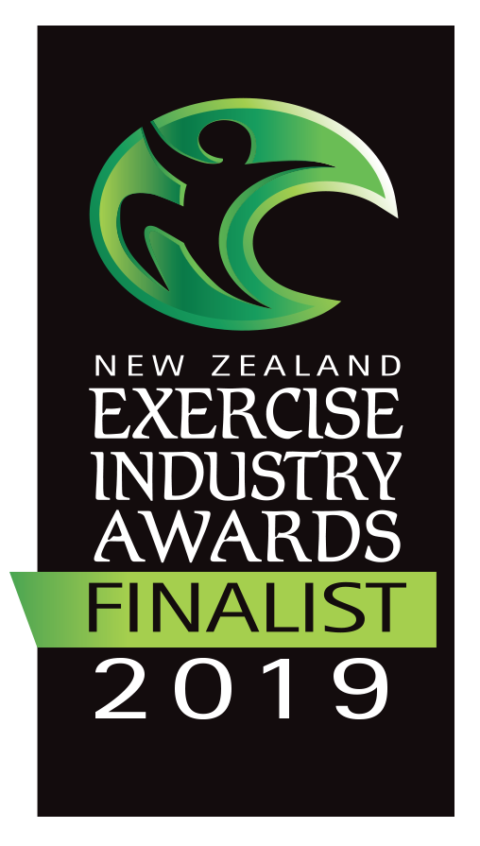 New Zealand Exercise Industry Awards Finalist