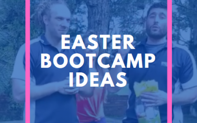 Easter Bootcamp Ideas