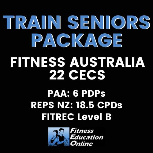Training Seniors Package (22CECs)