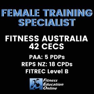 Fitness Australia CEC Course