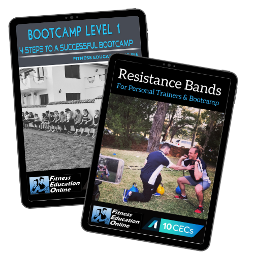 Bootcamp Level 1 +Resistance Bands Package (21CECs)