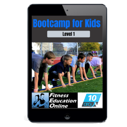 Bootcamp for kids