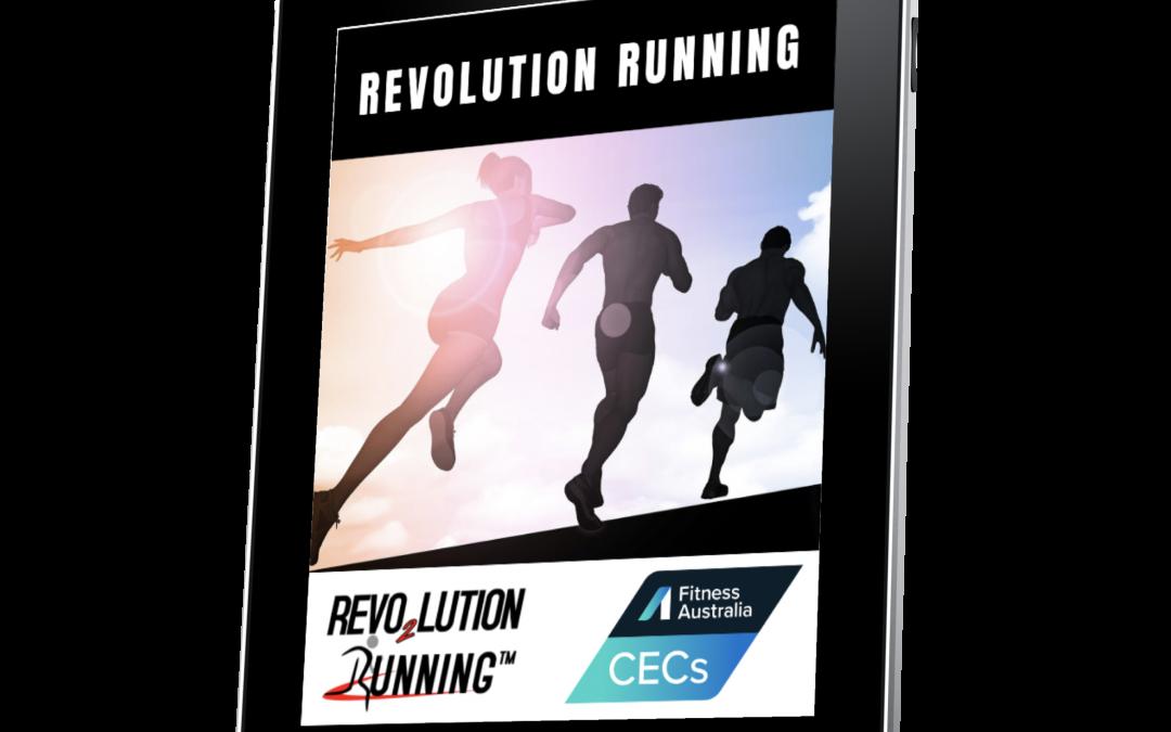 REVO₂LUTION RUNNING™ (14CECs)