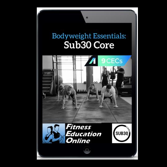 Sub30 Core (9CECs)